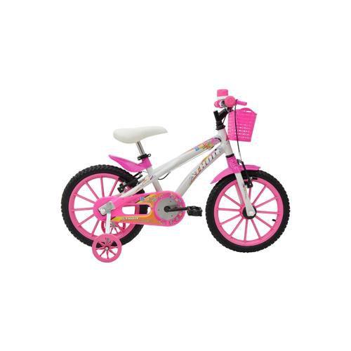 Bicicleta Athor Infantil Aro 16 Baby Lux Feminina