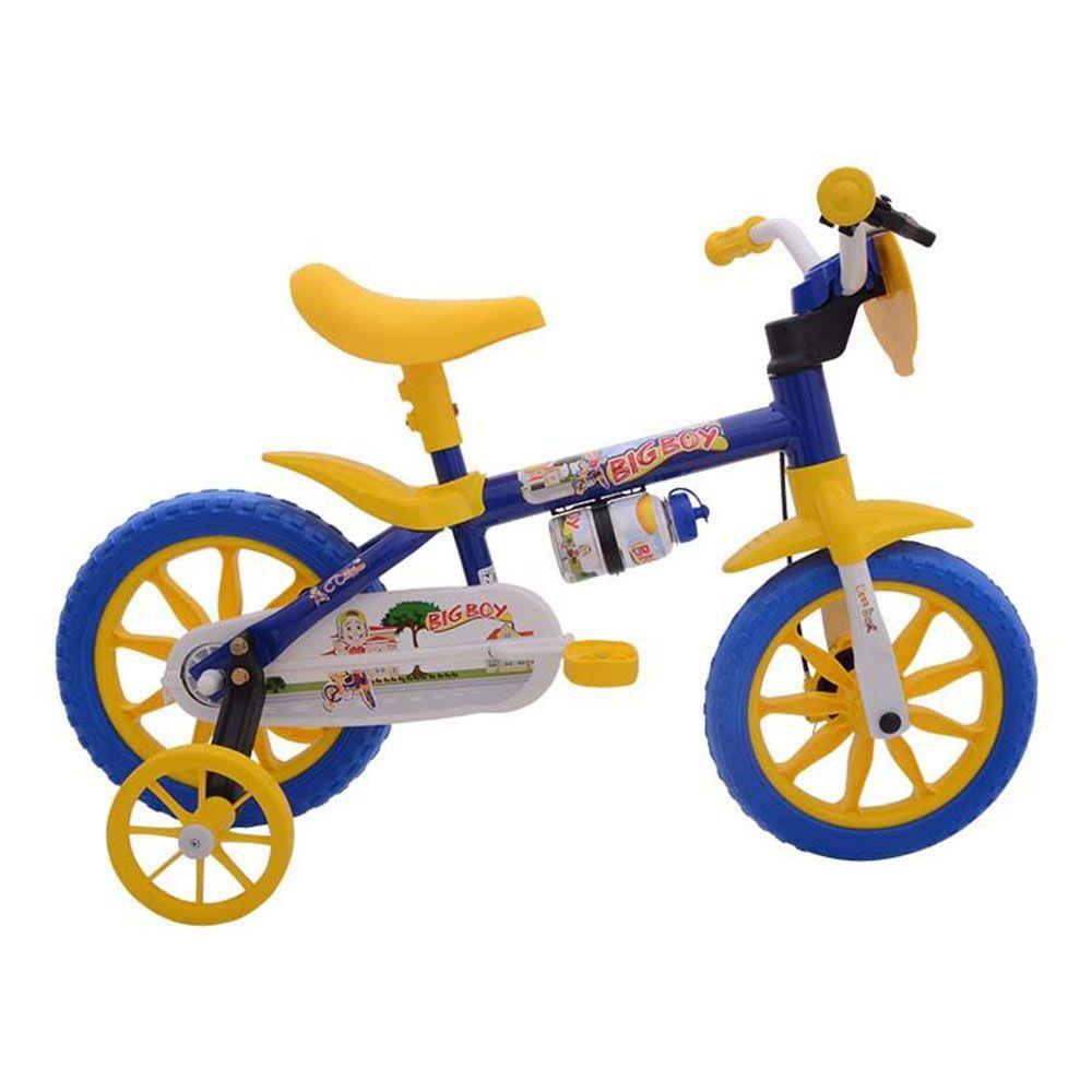 Bicicleta Big Boy Infantil Aro 12