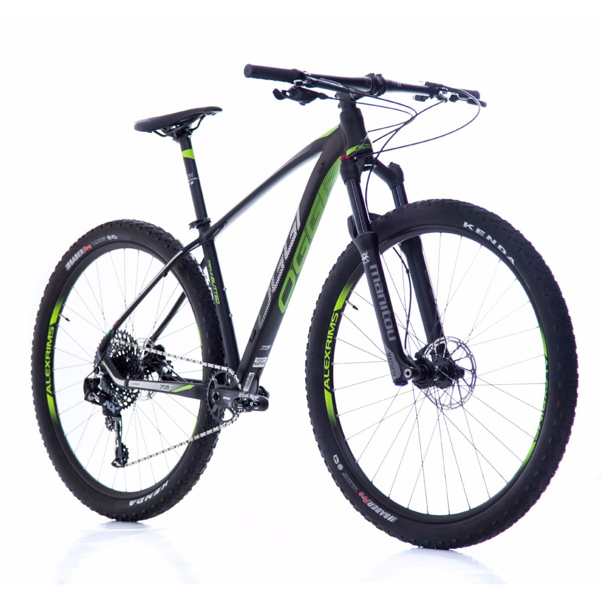 Bicicleta Oggi Big Wheel 7.5 Big Whell Nx Eagle 12 vel 2019