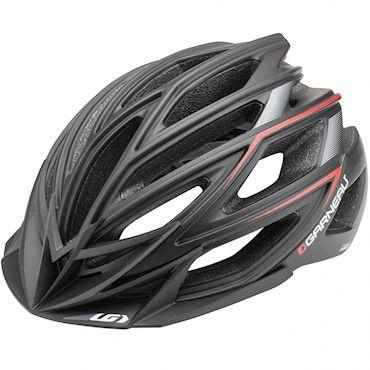 Capacete Ciclismo Louis Garneau Lg Edge Para Bike 56-59 Cm