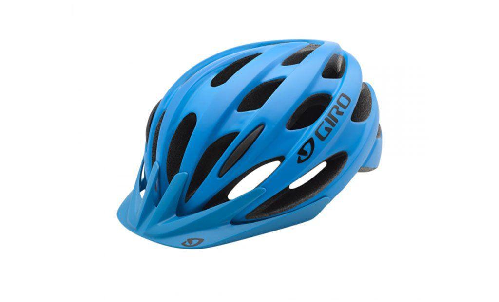 Capacete Ciclista Giro Ciclismo Hale Azul Para Bicicleta