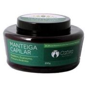 Manteiga Capilar Maria da Selva Orgânica Natural Vegana Cativa Natureza - 250g