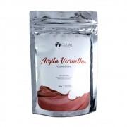Máscara de Argila vermelha natural Cativa Natureza - 100g