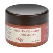 Máscara Facial Revitalizante Argila Vermelha Arte dos Aromas – 90g