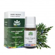 Óleo Essencial Cedro Virginia WNF - 10 ml