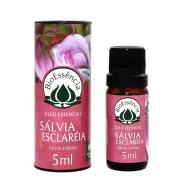 Óleo essencial de Sálvia Esclareia Bioessência - 5 ml