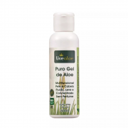Puro Gel de Aloe Multifuncional Natural Livealoe - 60ml