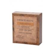 Sabonete Vegetal em Barra Argila Amarela Arte dos Aromas - 100g