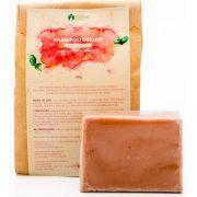 Shampoo Sólido Natural Vegano Orgânico Cativa Natureza Pimenta Rosa - 100g