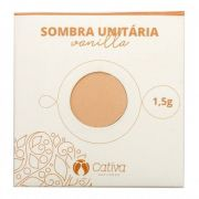 Sombra Vegana Refil Cativa Natureza 1,5g - Vanilla