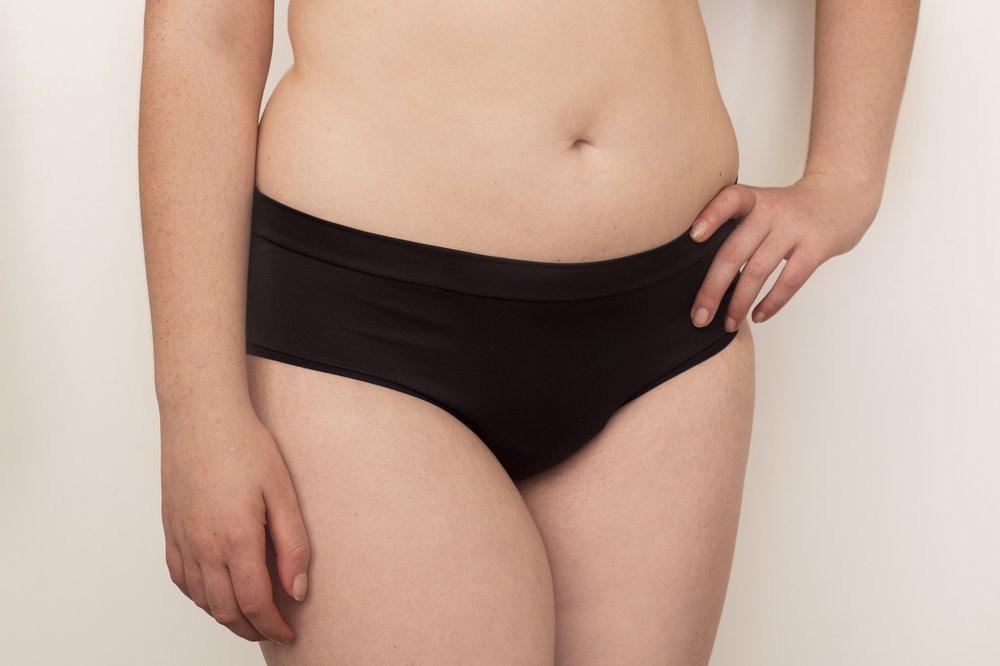 Calcinha Menstrual Absorvente Inciclo - Modelo Clássica