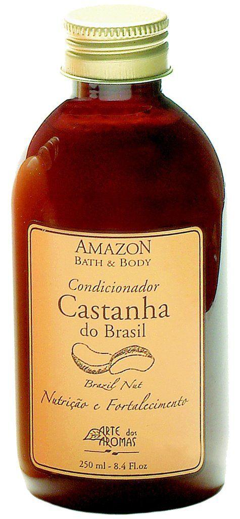 Condicionador Castanha do Brasil Nutritivo Arte dos Aromas - 250ml
