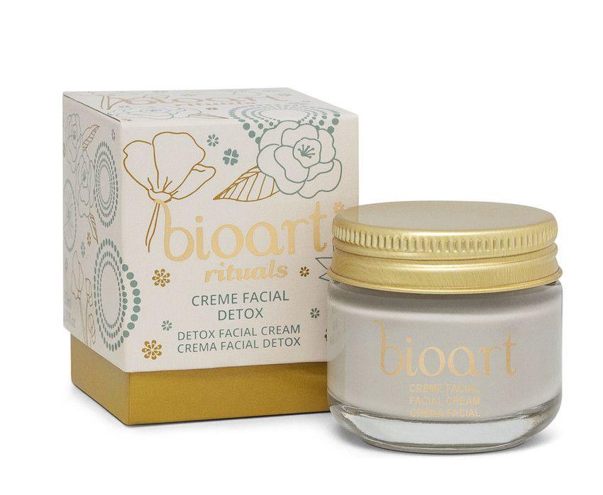 Creme Facial Bioresveratrol Bioart - 30g