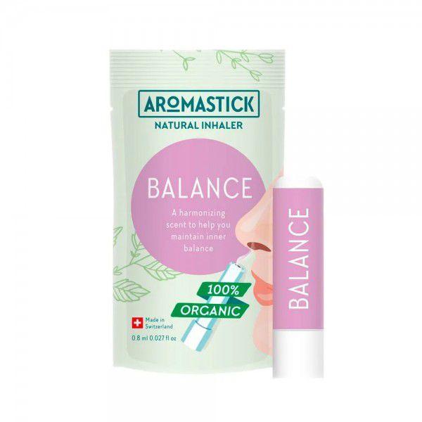 Inalador Nasal Natural de Óleos Essenciais Balance AromaStick - Equilíbrio
