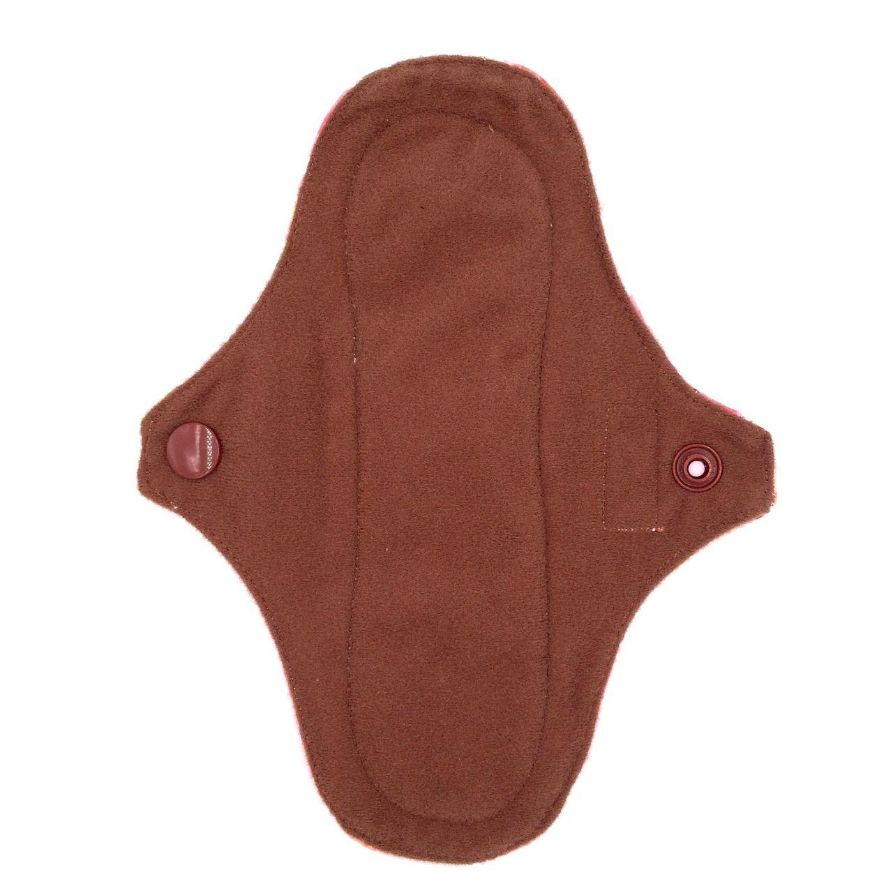 Kit Absorvente de Pano Reutilizável Korui Prático - Conforto Seco