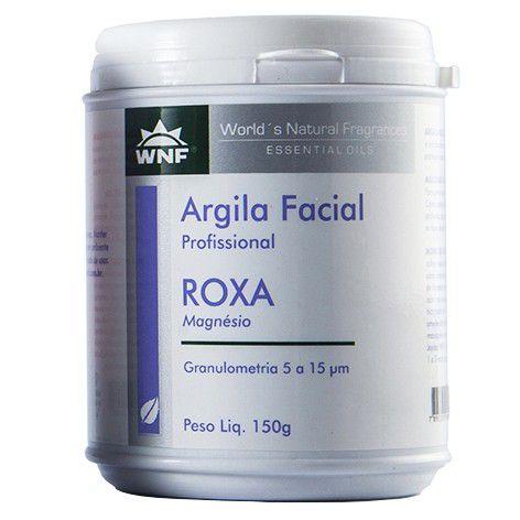 Kit água termal de lavanda e argila roxa WNF -  pele sensível e madura