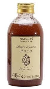 Kit Buriti Corpo - Loção Hidratante, Sabonete Esfoliante e Manteiga Corporal - Arte dos Aromas