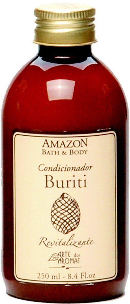 Kit Buriti Shampoo, Condicionador e Máscara Capilar - Arte dos Aromas