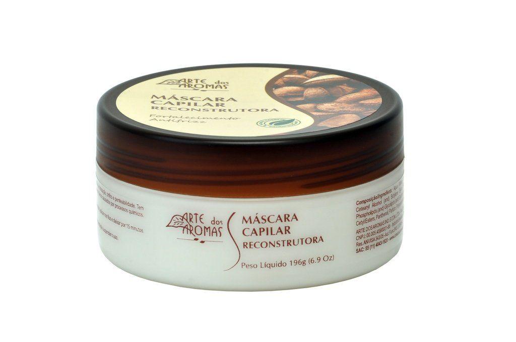 Kit Nutrição Capilar Arte dos Aromas - Shampoo, Condicionador e Máscara