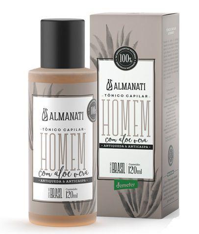 KIT MOZÃO - Kit Masculino Almanati - pele, cabelo e barba