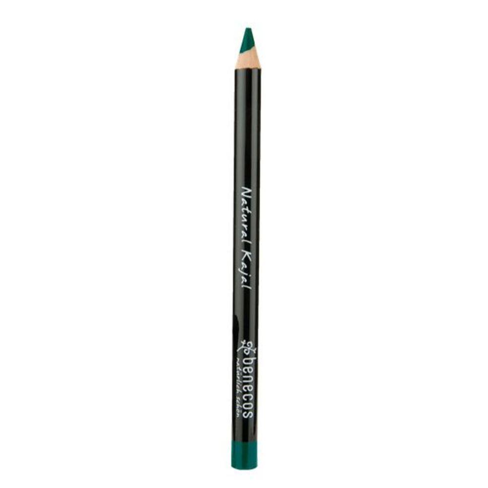 Lápis de Olho Vegano Natural Kajal Benecos 1,13g - Verde (Green)