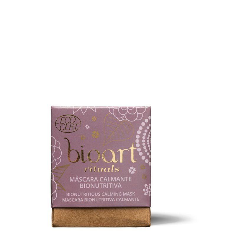 Máscara de Argila Roxa Bionutritiva Bioart 30g - Calmante