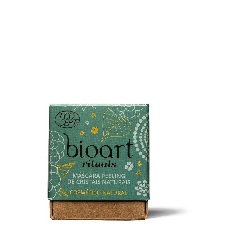 Máscara de Argila Bionutritiva Bioart 30g - Peeling de Cristais