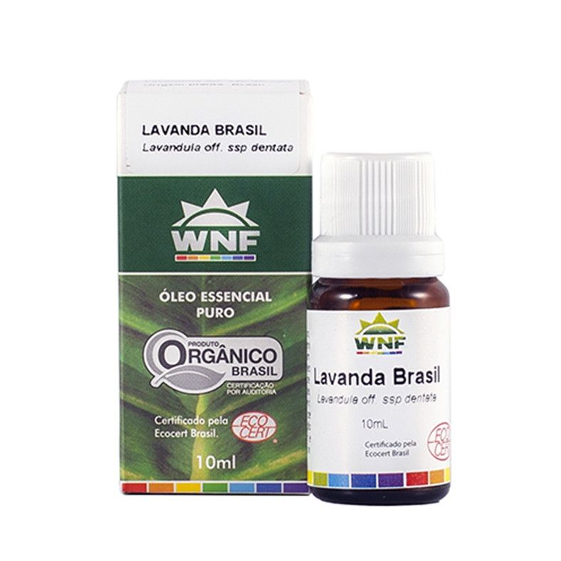 Óleo Essencial Lavanda Brasil WNF - 10ml