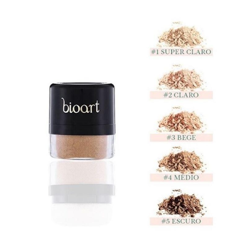 Pó Facial Bionutritivo Bioart 4g - Médio