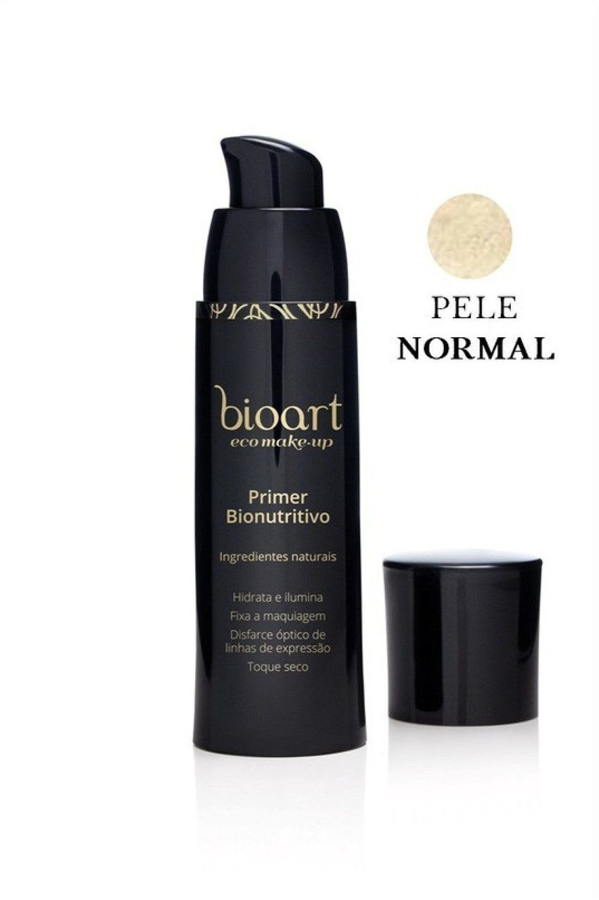 Primer Natural Pele Normal Bionutritivo Bioart - 30g