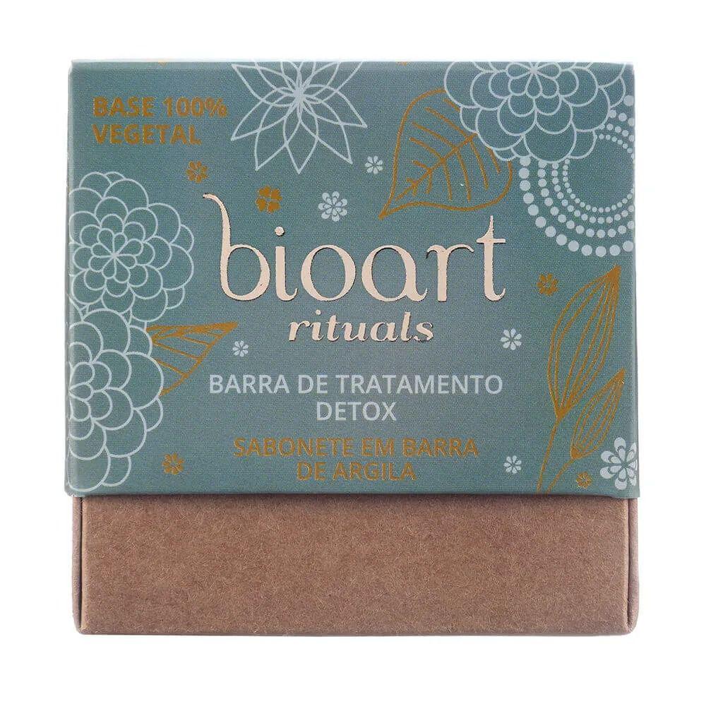 Sabonete de Argila Verde e Copaíba Bioart Detox - 100g