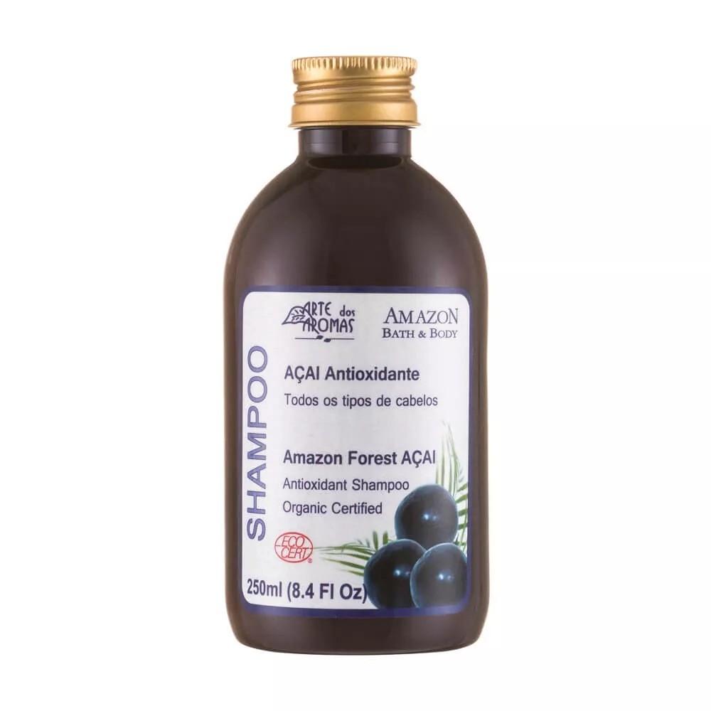 Shampoo Açaí Orgânico Antioxidante Arte dos Aromas – 250ml