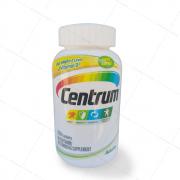 Centrum de A a Zinco multivitamínico - 200 comprimidos - Val 01/20