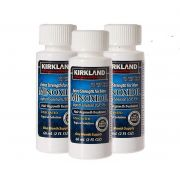 Kirkland Minoxidil 5% - 60ml - 3 frascos
