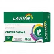 LAVITAN CABELOS E UNHAS 30 CAPS
