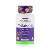 Melatonina Natrol 5mg - 100 caps Time Release