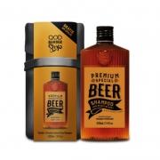 SHAMPOO SPECIAL BEER PARA CABELO COM ESTOJO GRÁTIS - QOD BARBER SHOP - 220 ML
