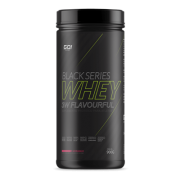 Whey 3W Flavourful Black Series - Go Nutrition Morango