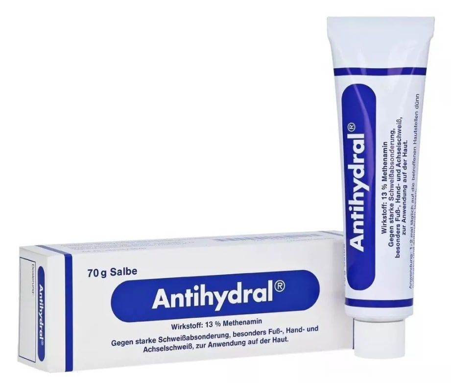 Antihydral Salbe Original Germany - 70g