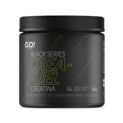 CreaFuel Black Series - Go Nutrition - 100g