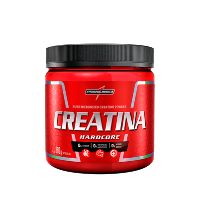 Creatina Hardcore Reload - Integralmédica - 150g
