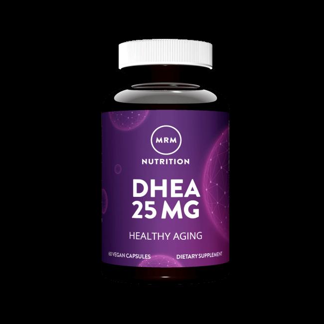 DHEA 25mg - MRM - 90 Cápsulas