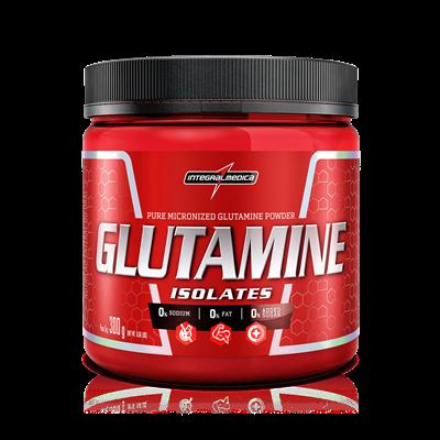 Glutamine Isolates 150g - Integralmédica