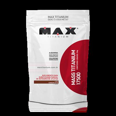 Mass Titanium 17500 - Max Titanium - Mass Titanium 17500 - Max Titanium 1400g