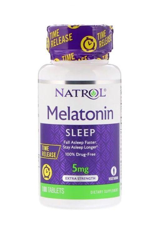 Melatonina Natrol 5 mg - 100 tablets