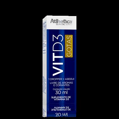 Vitamina D3 - Atlhetica Clinical Series 30ml