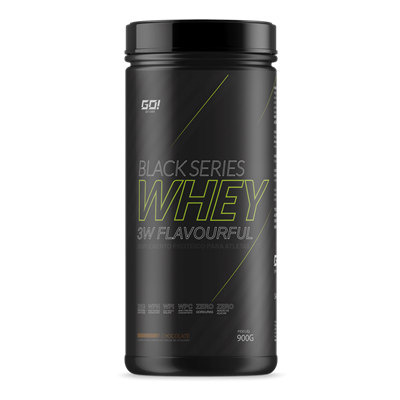 Whey 3W Flavourful Black Series - Go Nutrition Chocolate