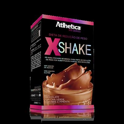 X-SHAKE - Atlhetica Nutrition Baunilha
