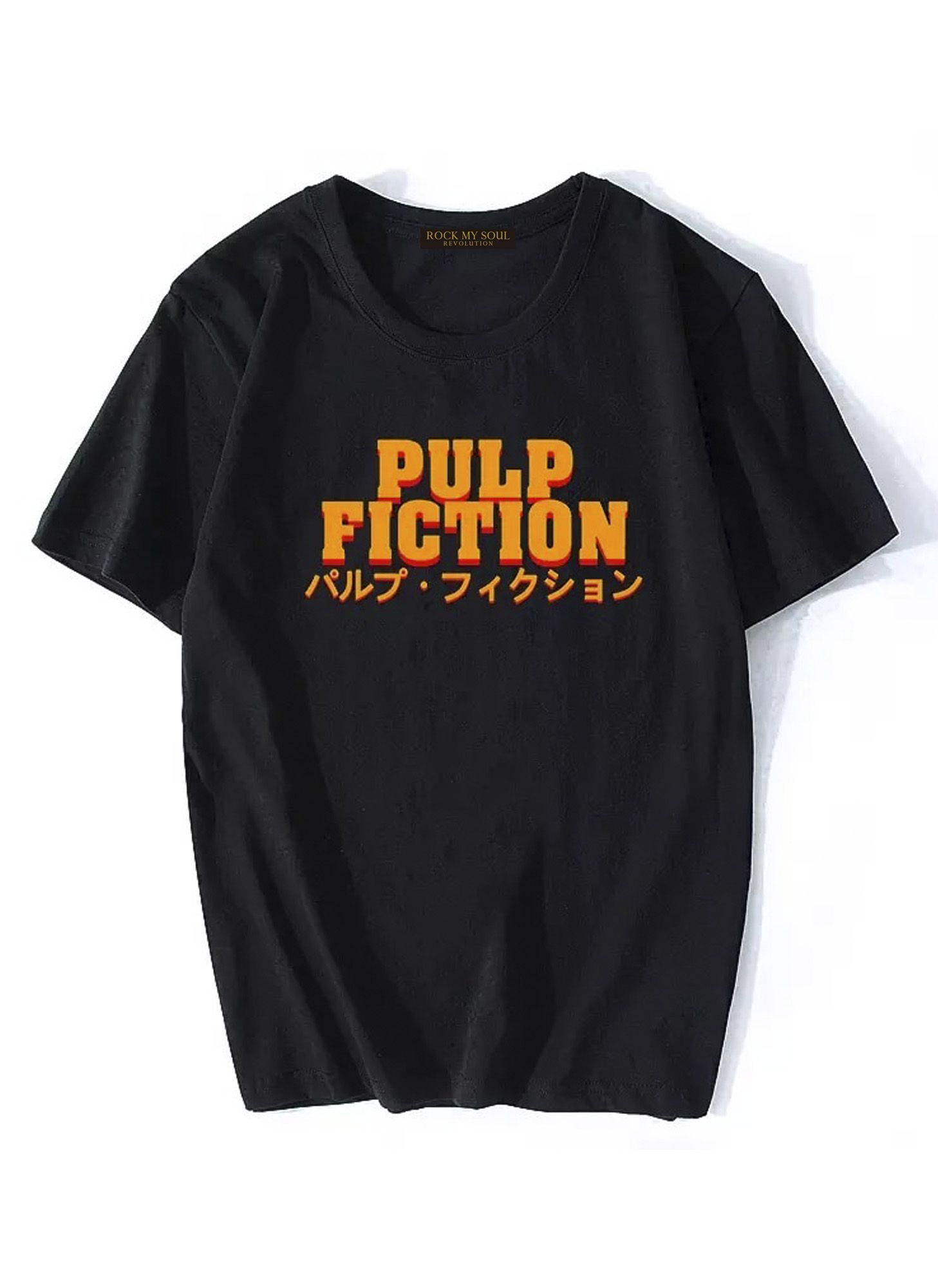 T-SHIRT ESPECIAL PULP FICTION