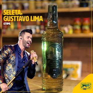 Cachaça Buteco do Gusttavo Lima Seleta 670ml